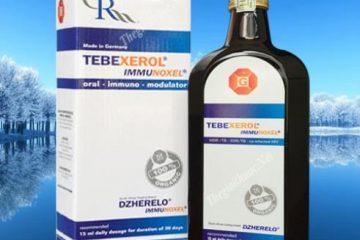 Sản phẩm chức năng TEBEXEROL IMMUNOXEL